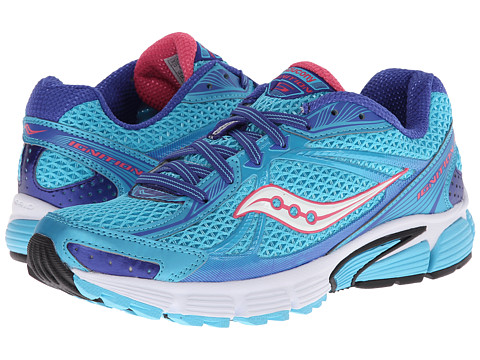 Saucony - Grid Ignition 5 (Blue/Pink) Women's Running Shoes