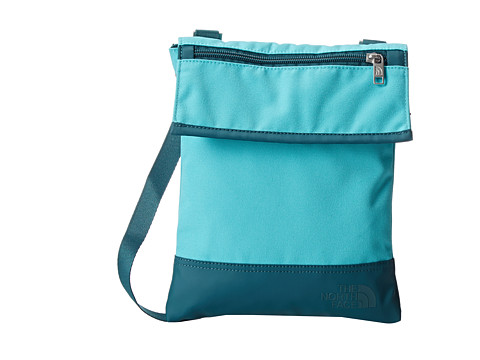 The North Face - Melody Crossbody (Ion Blue/Deep Teal Blue) Cross Body Handbags