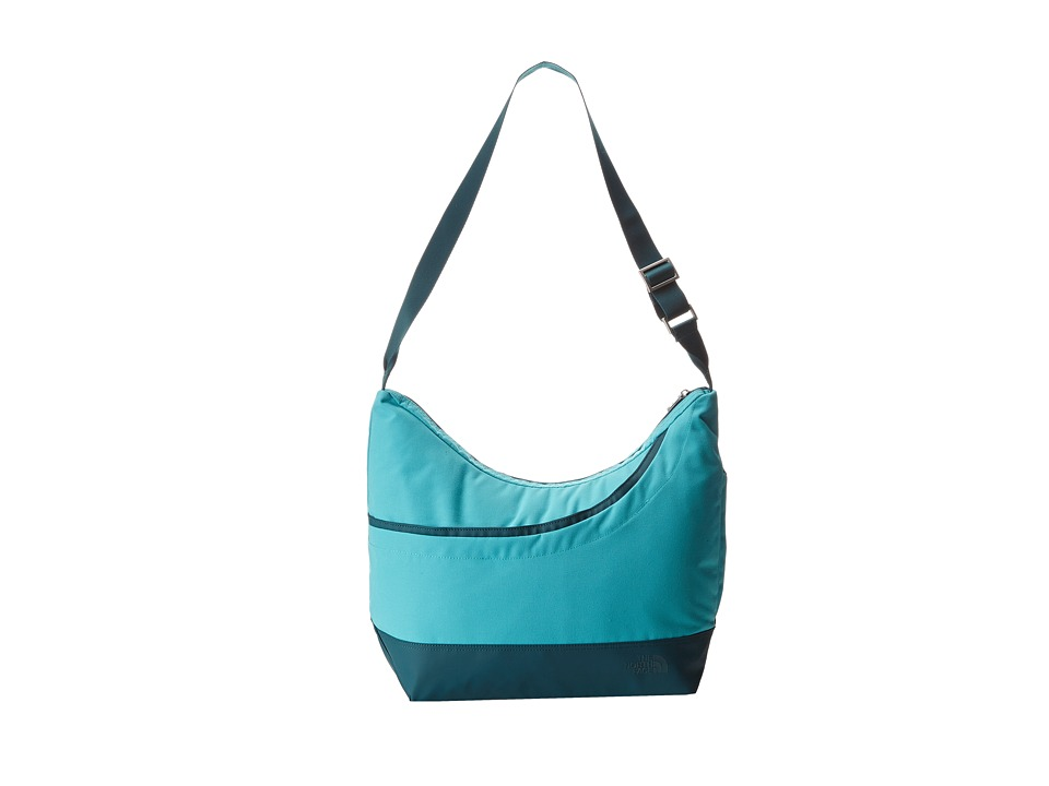 The North Face - Alexa Satchel (Ion Blue/Deep Teal Blue) Handbags