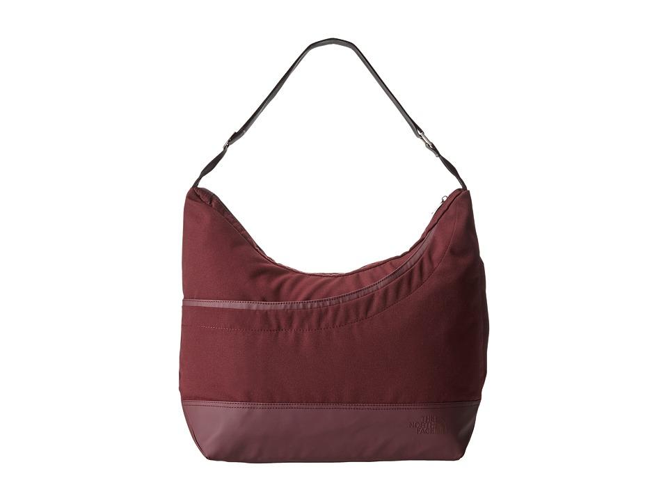 The North Face - Alexa Satchel (Winetasting Red/TNF Black) Handbags
