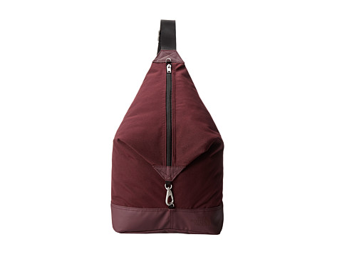 The North Face - Kiama Sling (Winetasting Red/TNF Black) Day Pack Bags