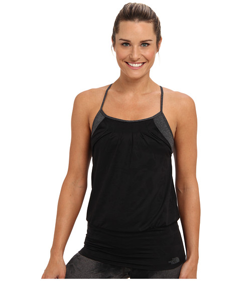 The North Face - Flow Tank (TNF Black) Women's Sleeveless