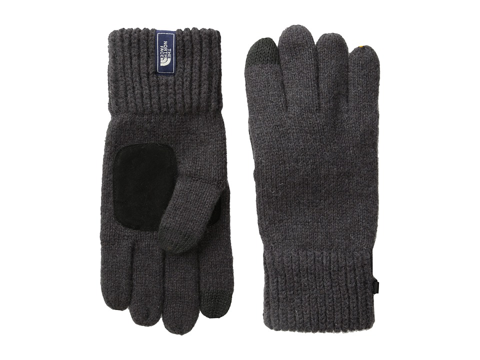 The North Face - Salty Dog Etip Glove (Graphite Grey) Extreme Cold Weather Gloves