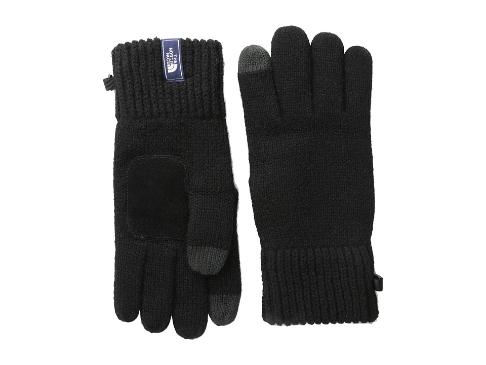 The North Face - Salty Dog Etip Glove (TNF Black) Extreme Cold Weather Gloves
