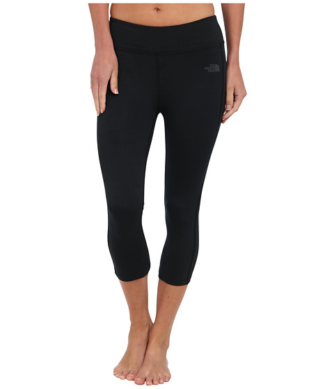 The North Face - Pulse Capri Tight (TNF Black) Women's Capri