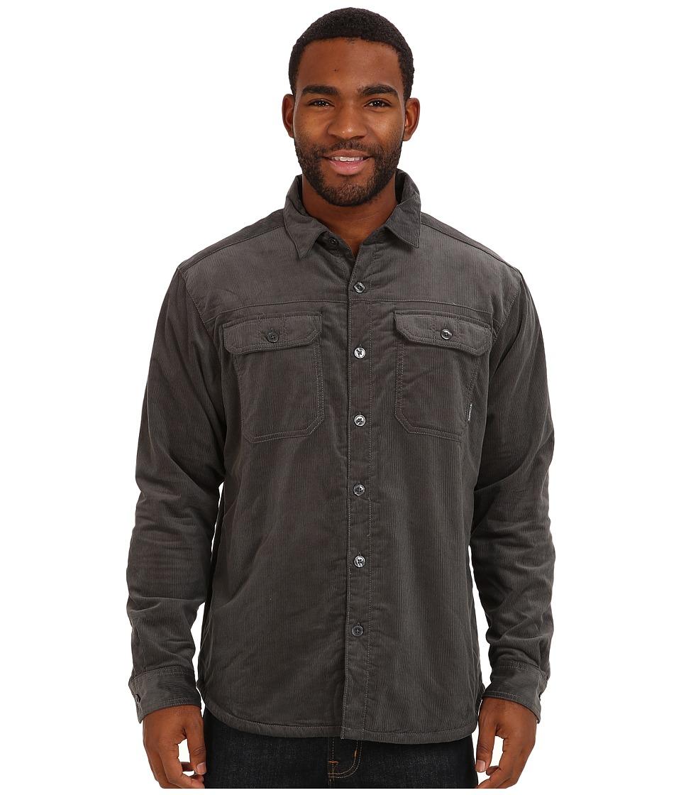 Columbia - Windward III Overshirt (Grill Corduroy) Men's Clothing