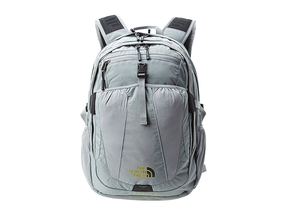 The North Face - Recon Charged (Monument Grey) Backpack Bags