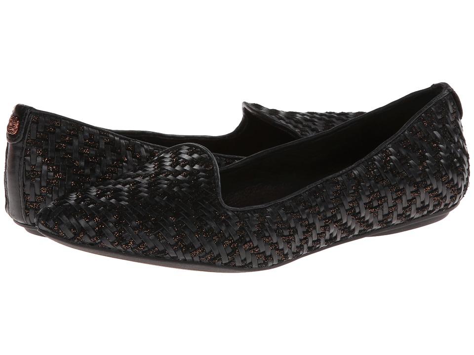 Elliott Lucca - Bonita (Aztec Black/Copper) Women's Slip on Shoes