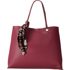 SALE! $74.99 - Save $50 on Ivanka Trump Julia Shopper (Magenta Pebble) Bags and Luggage - 40.01% OFF $125.00