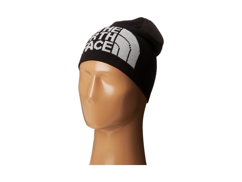 The North Face - Highline Beanie (TNF Black/High Rise Grey) Beanies