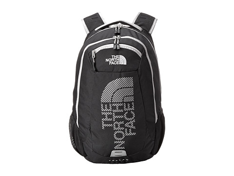 The North Face - Tallac (TNF Black/Metallic Silver Graphic) Day Pack Bags