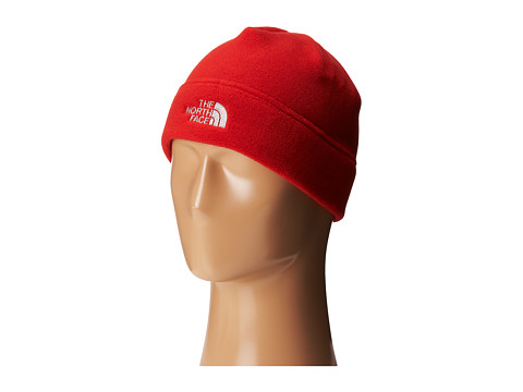 The North Face - TNF Standard Issue Beanie (Rage Red) Cold Weather Hats
