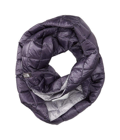 The North Face - ThermoBall Scarf (Greystone Blue/Dapple Grey) Scarves