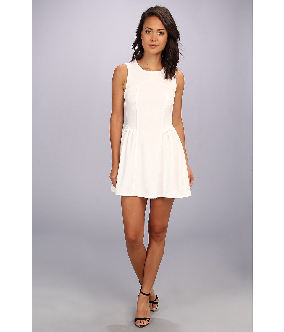 MINKPINK - Forgotten Thoughts Dress (Off White) Women