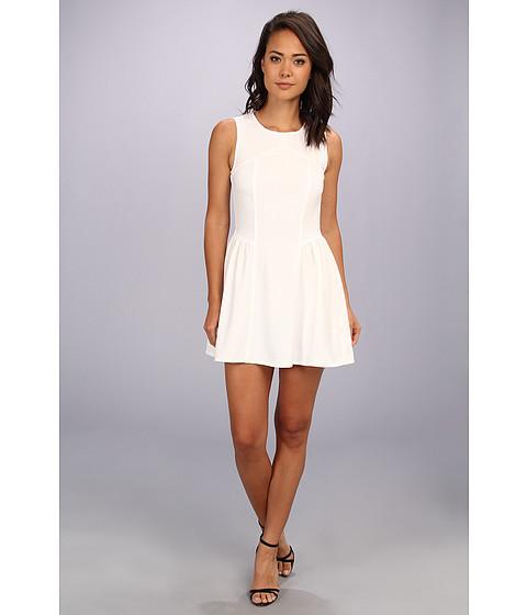 MINKPINK - Forgotten Thoughts Dress (Off White) Women