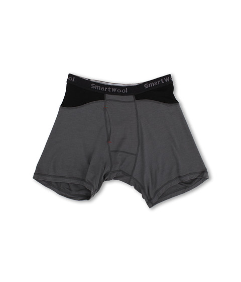 Smartwool - NTS Micro 150 Pattern Boxer Brief (Taupe) Men