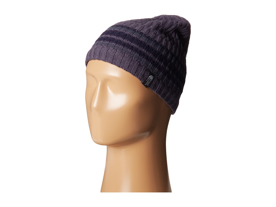 The North Face - The Blues Beanie (Greystone Blue) Beanies