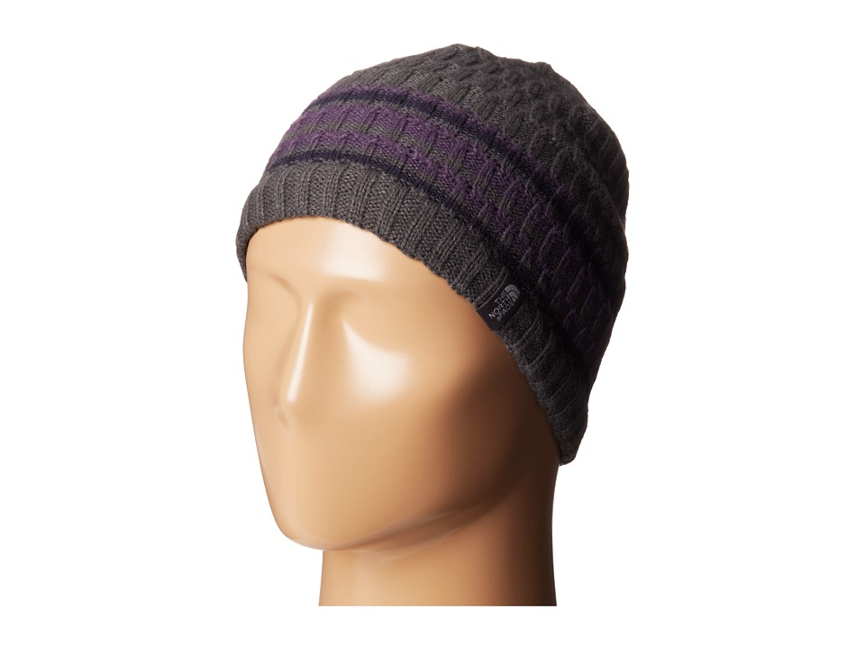 The North Face - The Blues Beanie (Asphalt Grey) Beanies