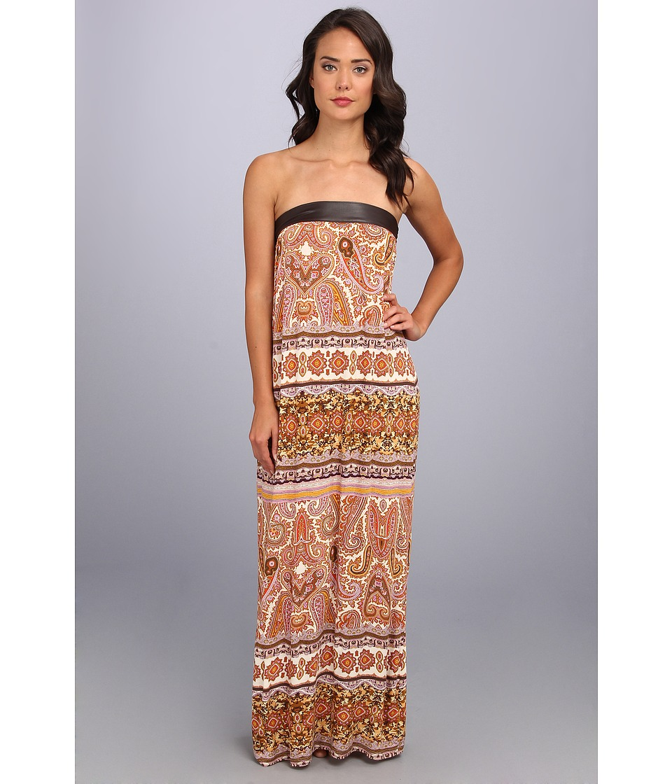 Velvet by Graham & Spencer - Victoria02 Maxi Dress (Saharan) Women's Dress