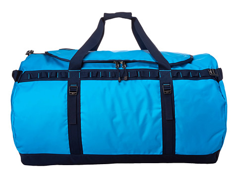 The North Face - Base Camp Duffel - Medium (Meridian Blue/Cosmic Blue) Duffel Bags