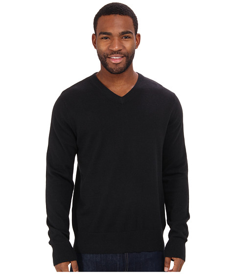 The North Face - Mt. Tam V-Neck Sweater (TNF Black) Men
