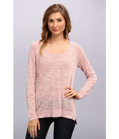 NYDJ - Space Dye Sweater (Blush) Women