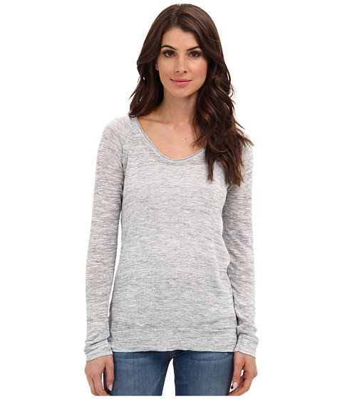 NYDJ - Space Dye Sweater (Cloud) Women