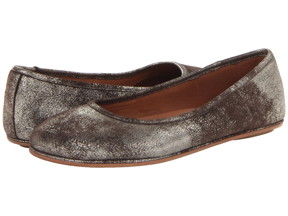 Gentle Souls - Gigi (Dark Brown) Women's Dress Flat Shoes