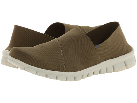 NoSoX - Stretch (Olive Green) Men's Shoes