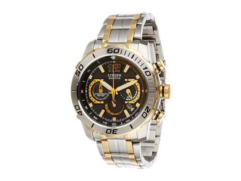 Citizen Watches CA4084-51E Primo Stingray 620 (Two Tone Stainless Steel) Analog Watches