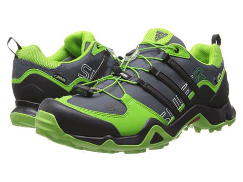 0dd0c0cb13b2b UPC 887780143895 - adidas Outdoor Terrex Swift R GTX (Semi Solar  Green Black Black) Men s Shoes