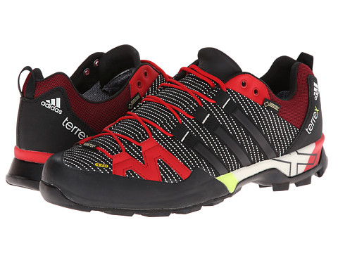 adidas Outdoor - Terrex Scope GTX (Light Scarlet/Black/Cardinal) Men