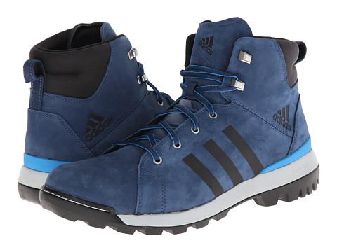 adidas Outdoor - Trail Cruiser Mid (Rich Blue/Solar Blue) Men