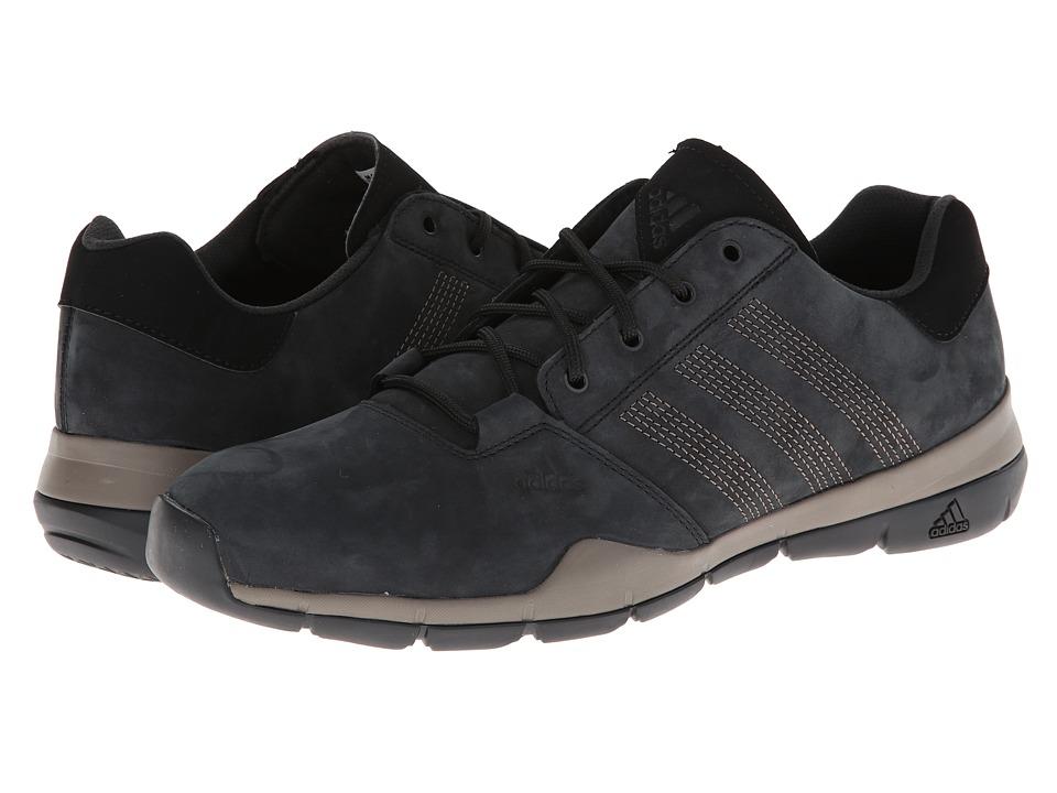 adidas Outdoor - Anzit DLX (Black/Titan Grey) Men's Shoes