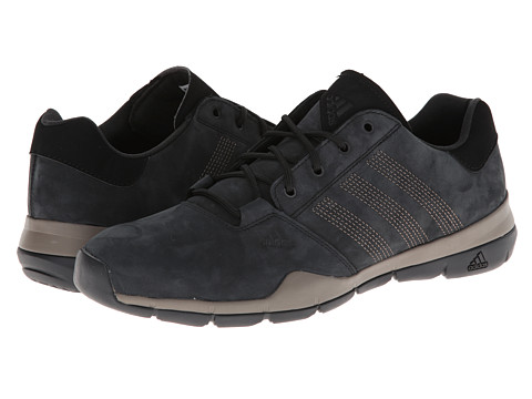 adidas Outdoor - Anzit DLX (Black/Titan Grey) Men's Shoes