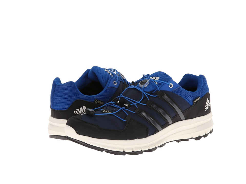 adidas Outdoor - Duramo Cross X GTX (Collegiate Navy/Black/Blue Beauty) Men's Shoes
