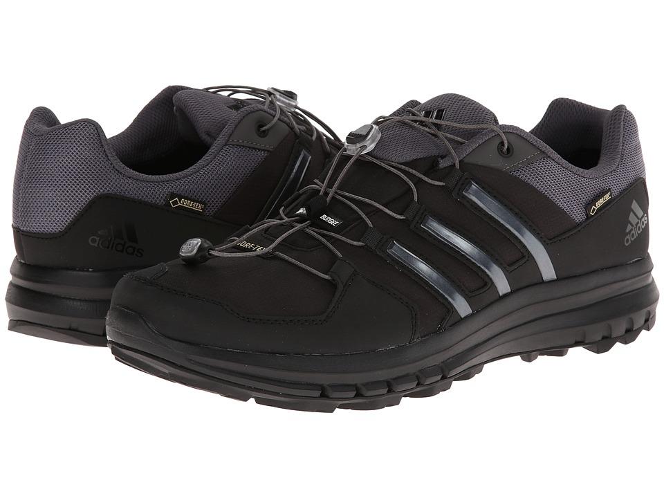 adidas Outdoor - Duramo Cross X GTX (Black/Sharp Grey) Men