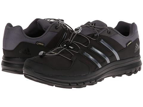 adidas Outdoor - Duramo Cross X GTX (Black/Sharp Grey) Men's Shoes