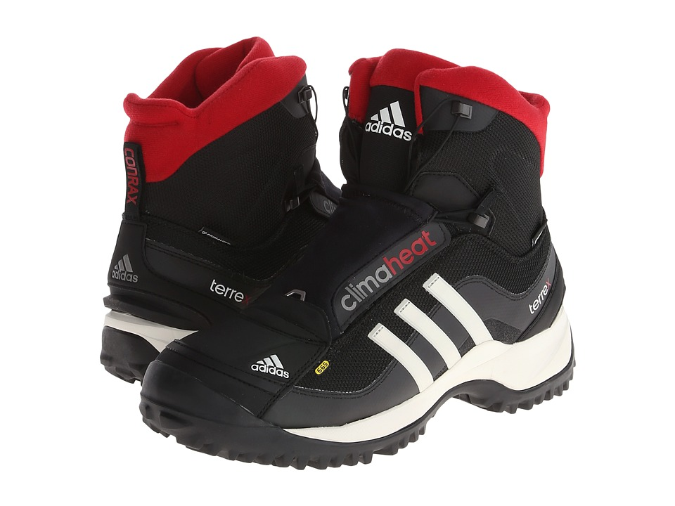 adidas Outdoor - Terrex Conrax CP Primaloft (Black/Chalk/University Red) Men's Hiking Boots