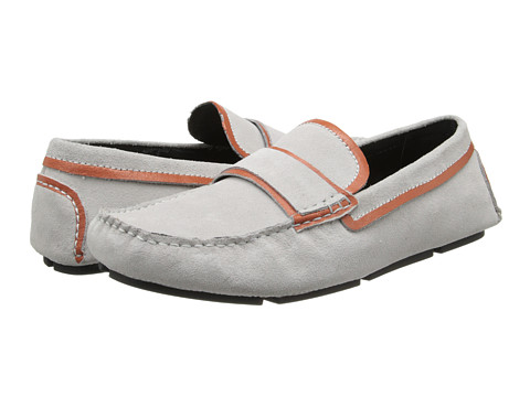 Bugatchi - Agam (Platnum) Men's Shoes
