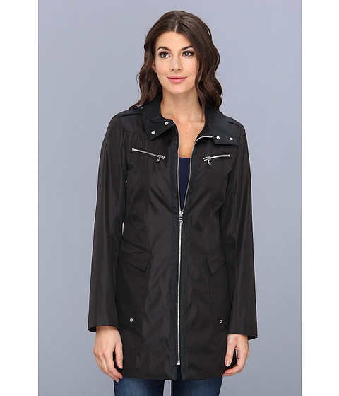 Marc New York by Andrew Marc - Roni Coat (Black) Women's Coat