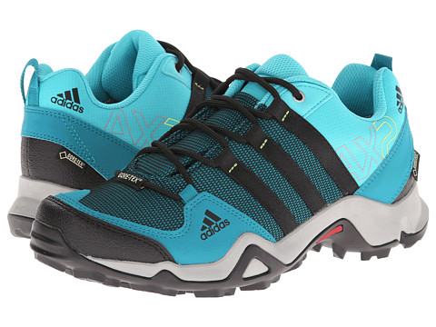 adidas Outdoor - AX 2 GTX W (Power Teal/Black/Vivid Mint) Women's Shoes