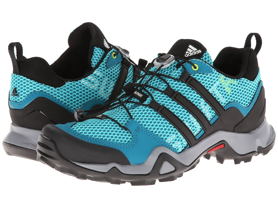 adidas Outdoor - Terrex Swift R W (Power Teal/Black/Semi Solar Slime) Women's Shoes