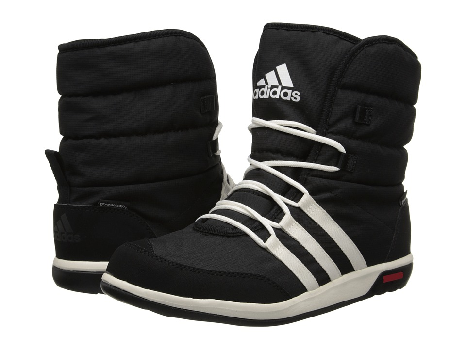 adidas Outdoor - Choleah Padded PrimaLoft (Black/Chalk/Black) Women's Cold Weather Boots
