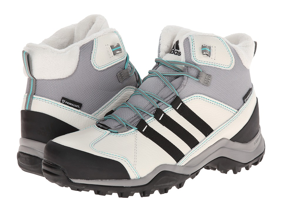 adidas Outdoor - Winter Hiker II CP PrimaLoft W (Chalk/Black/Vivid Mint) Women's Shoes