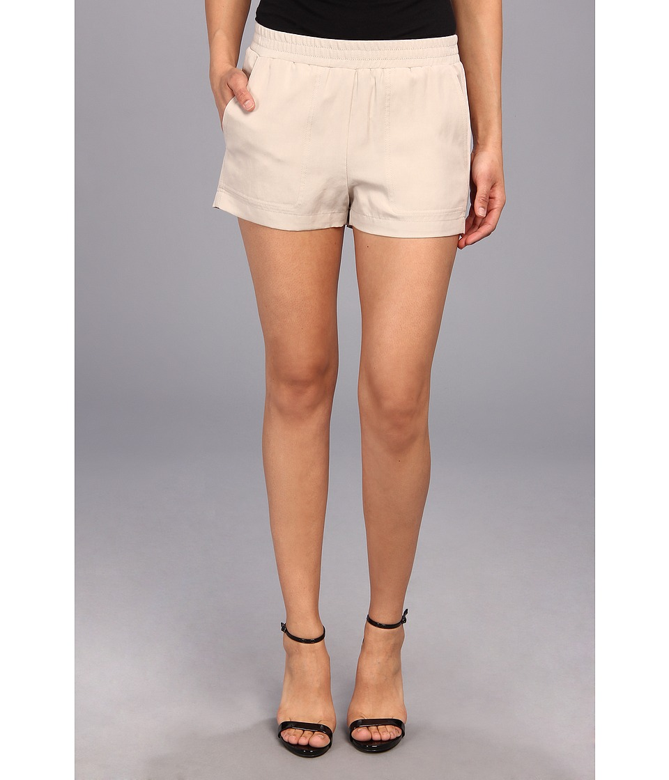BCBGMAXAZRIA - Mehdi Shorts (Light Stone) Women's Shorts