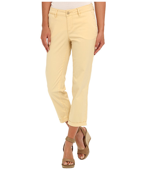 Jag Jeans - Cora Slim Crop Fine Line Twill (Plantain) Women's Casual Pants