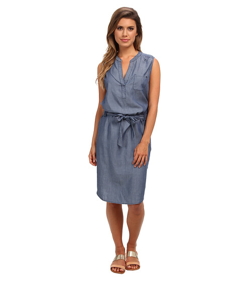 Jag Jeans - Abra Sleeveless Dress (Indigo) Women