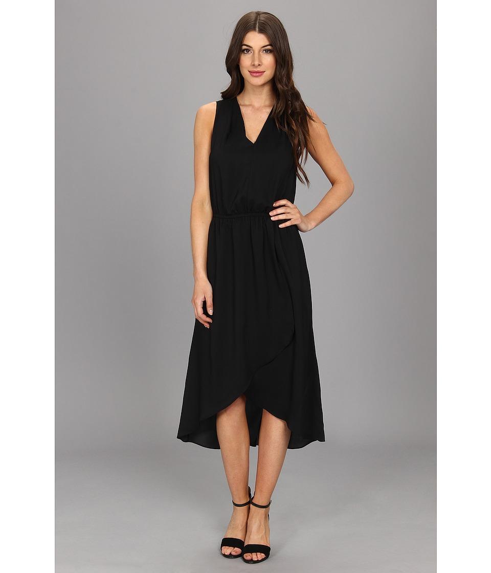 Kenneth Cole New York Geraldine Dress Womens Dress (Black)