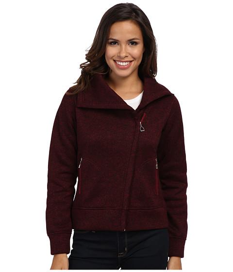 Ariat - Contender Fleece Zip (Cabernet) Women's Coat